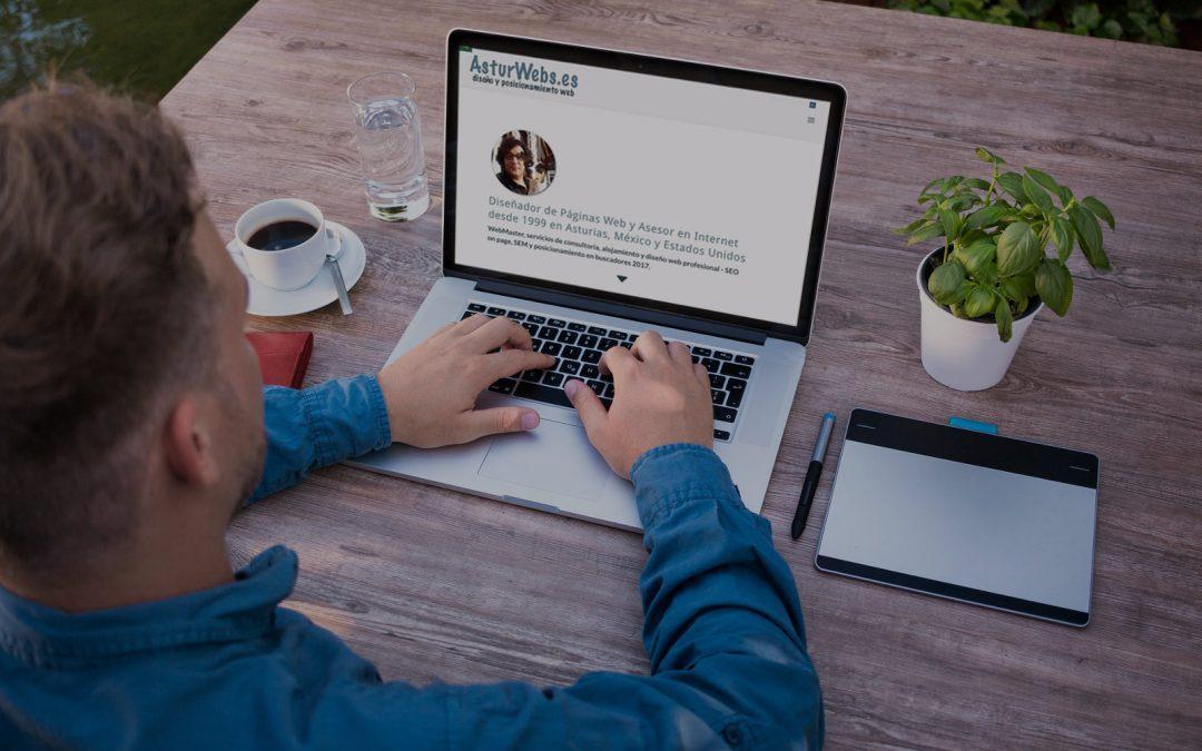 ¿Cual es el Precio de una Página Web Profesional?
