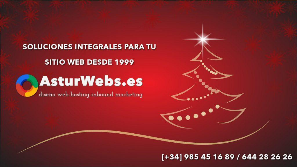 felices fiestas -diseño-web-asturias-asturwebs-navidad